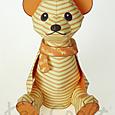 【 KeiCraft Teddy 】「バームクーヘン」