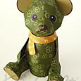 【 KeiCraft Teddy 】「クローバー」