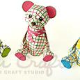 【 KeiCraft Teddy 】《 ロリポップ 》シリーズ
